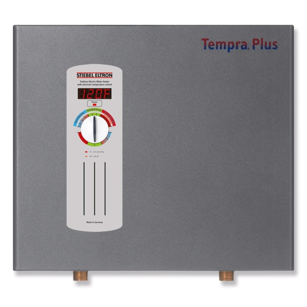 Stiebel Eltron Tempra 24 Plus Electric Tankless Whole House Water