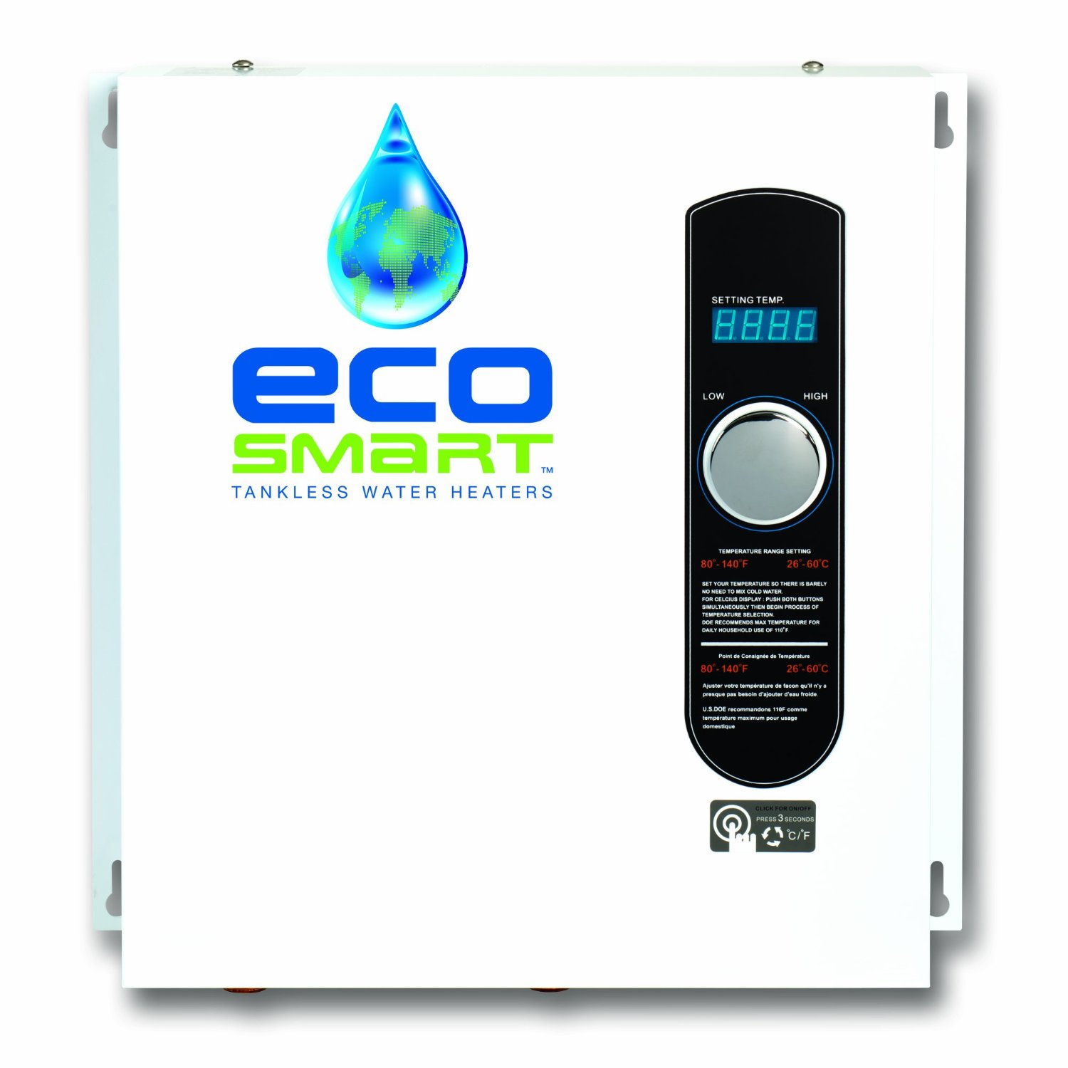 EcoSmart 27 Tankless Water Heater