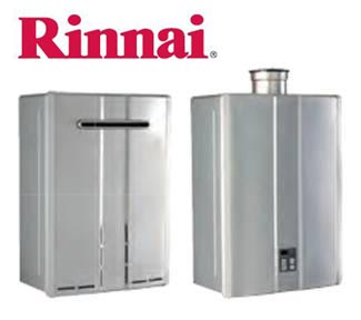 Rinnai Tankless Water Heater Review